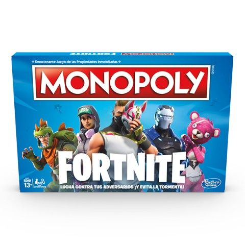 Monopólio Fortnite Hasbro