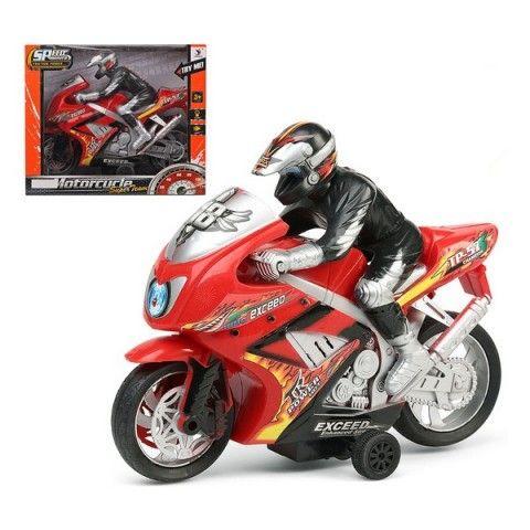 Motocicleta Super Team 111636 Vermelho Preto