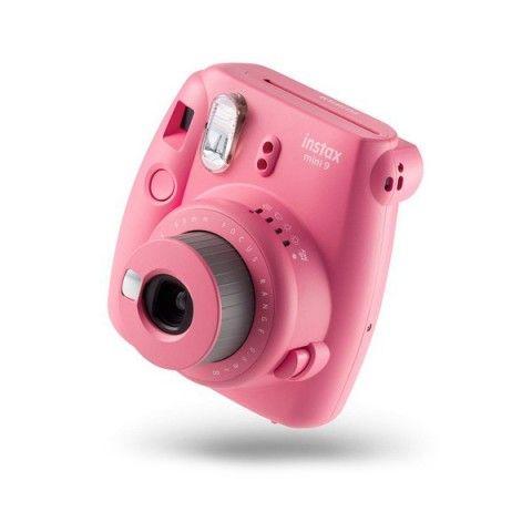 Câmara Instantânea Fujifilm Instax Mini 9 Rosa claro