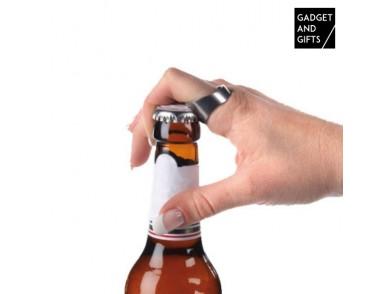 Anel Metálico Abre garrafas