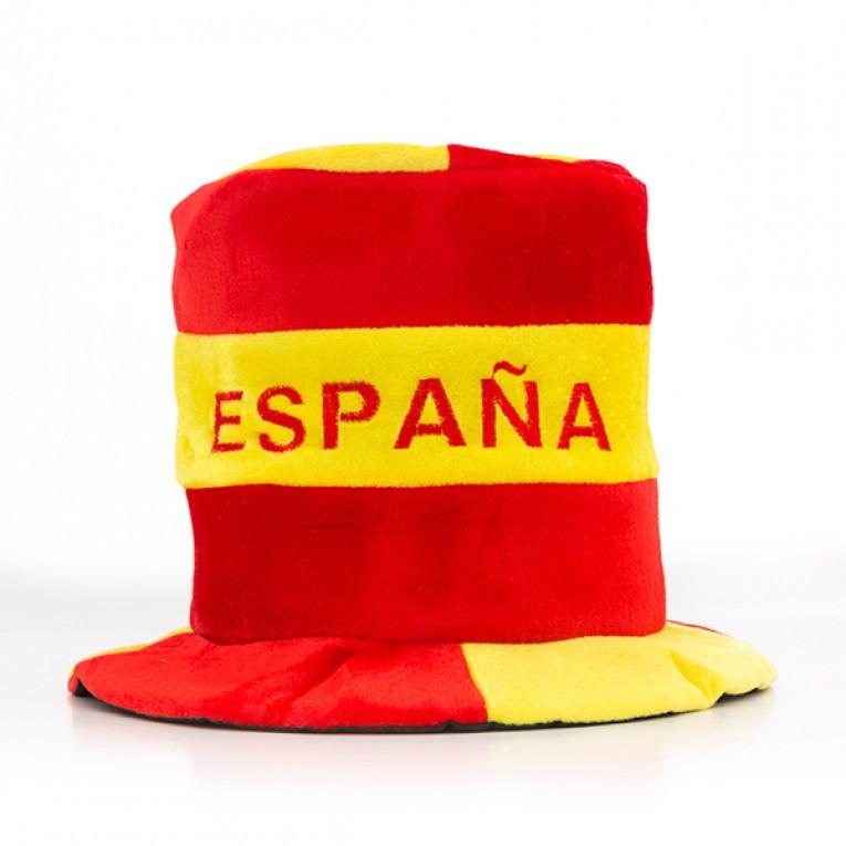 Chapéu I Love Spain com Bandeira de Espanha
