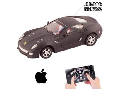 Carro de Corrida Die Cast para iPhone, iPod & iPad
