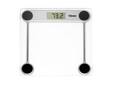 Balança digital para casa de banho Tristar WG2421 150 kg Transparente