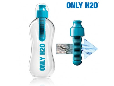 Garrafa de Água Only H2O com Filtro de Carvão