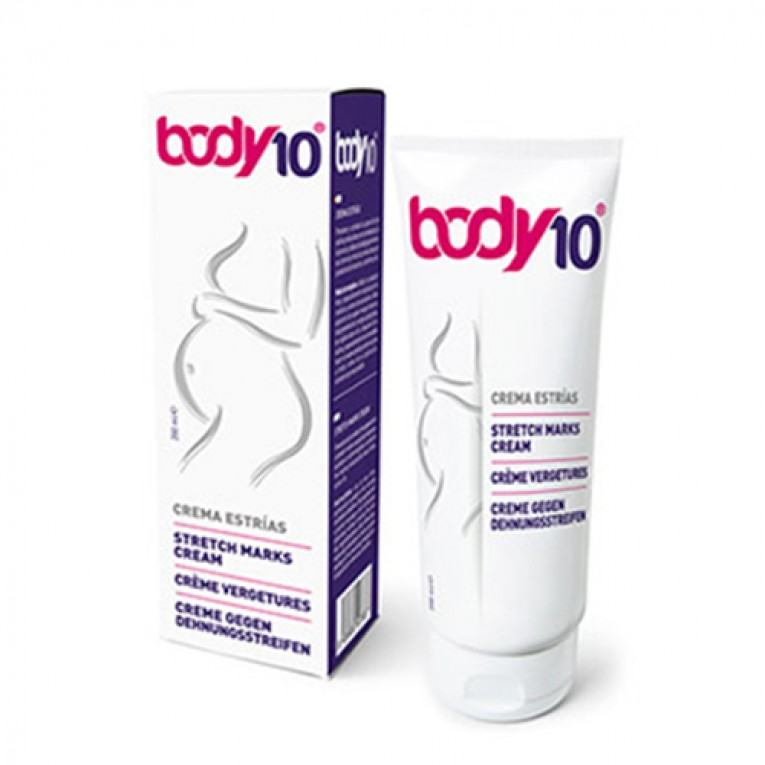 Body10 Creme para Estrias 200ml