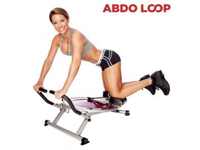 Máquina de Exercícios Circular Abdo Loop