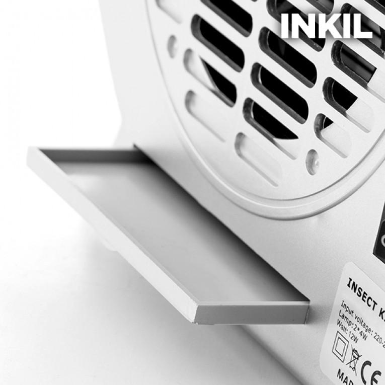 Lâmpada Anti Mosquitos Inkil T1100