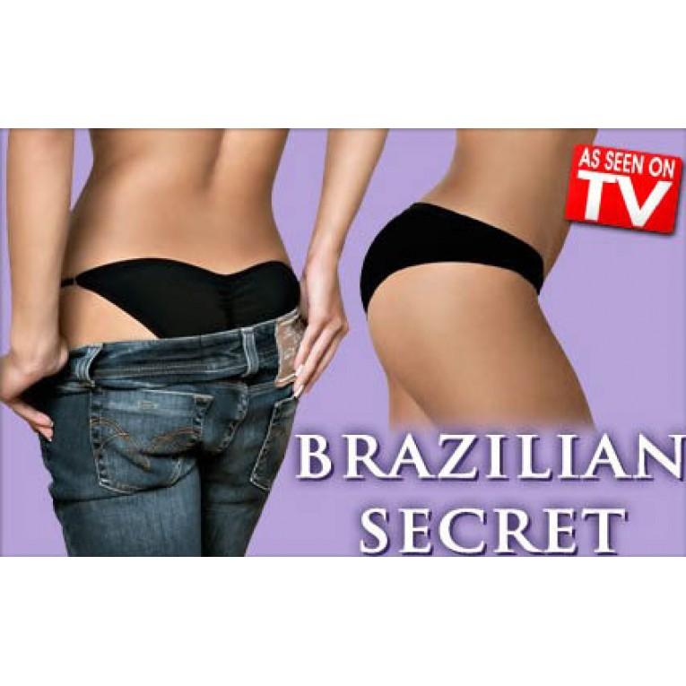 Segredo Brasileiro com Efeito Modelador dos Glúteos