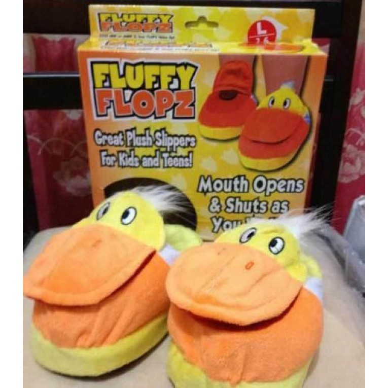 Pantufas Originais Fluffy