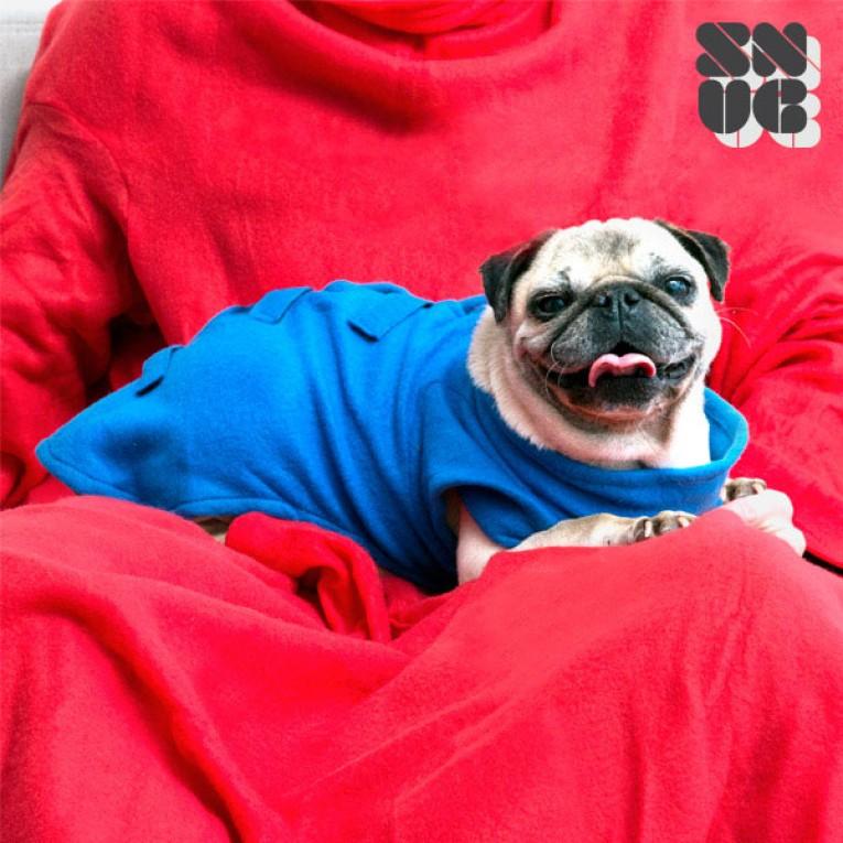 ONE DOGGY Manta com Mangas | SNUG SNUG