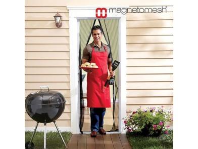 Cortina Magnética Anti Insetos Magneto Mesh