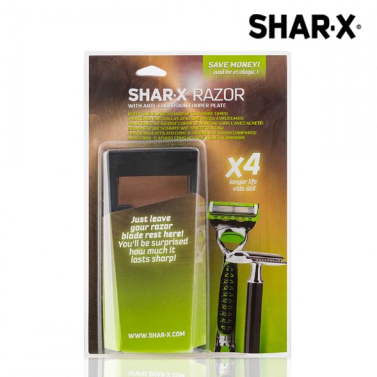 Afiador de Lâminas de Barbear Shar X Razor