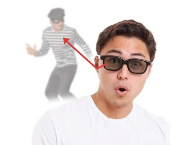 Óculos de Espionagem