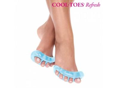 Separadores de Dedos de Gel Cool Toes Refresh