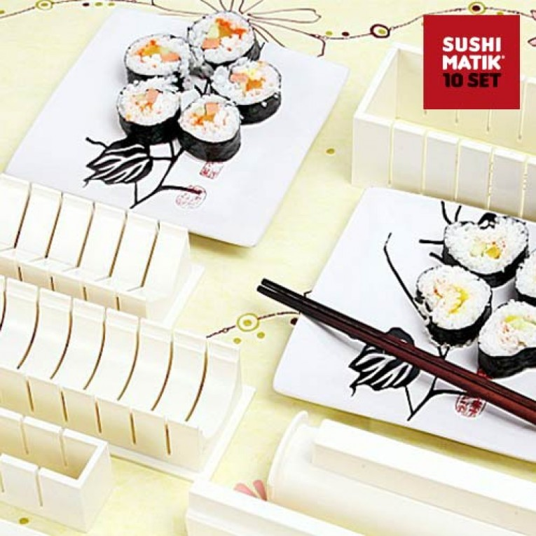 Sushi Matik Moldes para Sushi