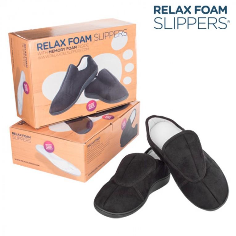 Chinelos Viscoelásticos Relax Foam