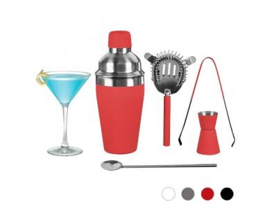 Conjunto de Cocktail Profissional (5 pçs)
