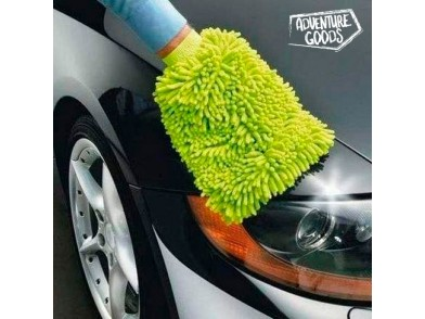 Luva de Microfiba para Automóvel
