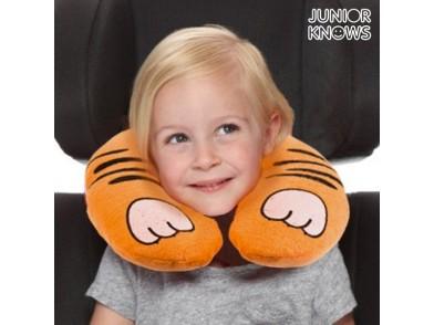 Almofada de Pescoço Infantil Padrão Animal