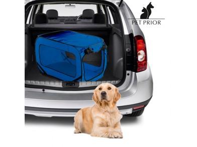 Transportadora Dobrável para Cães