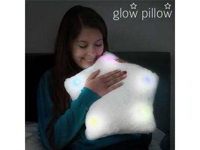 Almofada LED em Estrela Glow Pillow