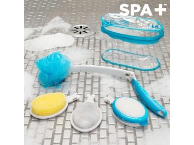 Conjunto de Acessórios de Banho Spa+