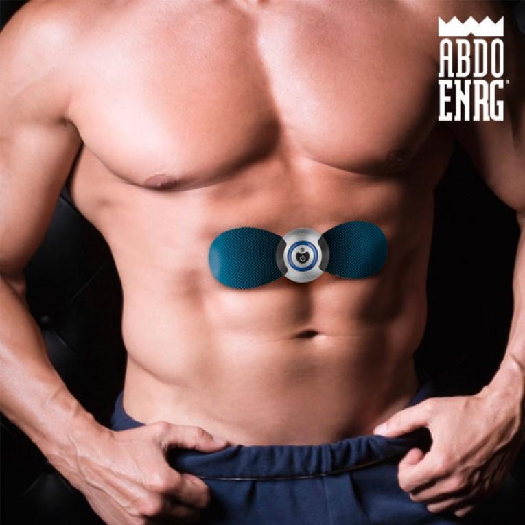 Eletroestimulador Abdo ENRG WING