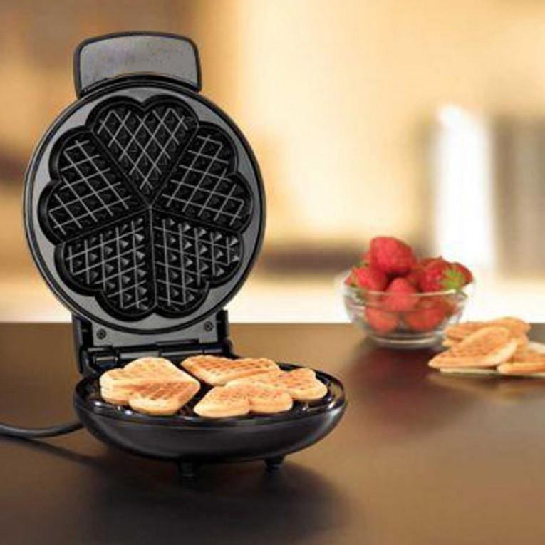 Máquina para Waffles Tristar WF2119 1000W Aço Preto