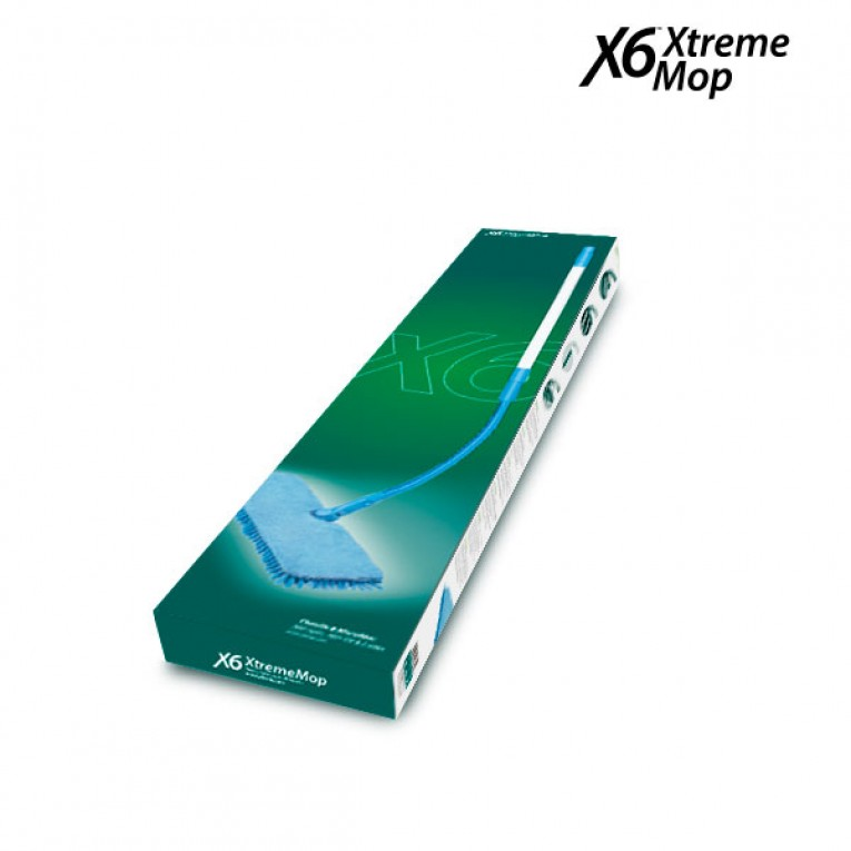 Esfregão Flexível X6 Xtreme Mop