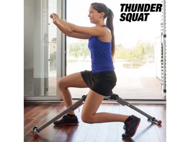 Aparelho de Musculação Thunder Squat