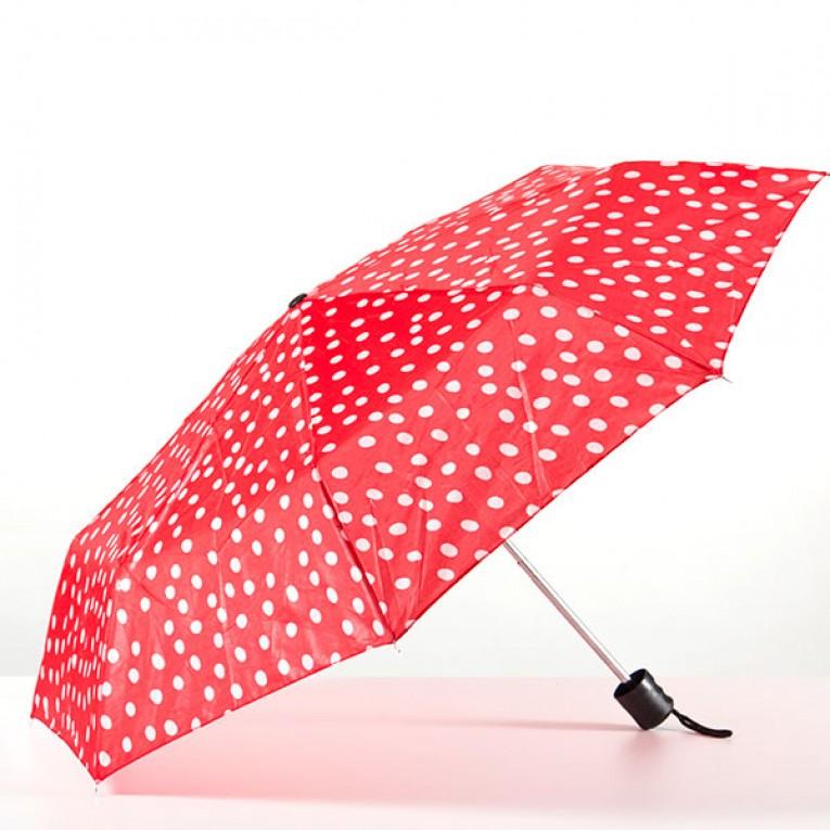 Guarda-Chuva Dobrável com Pontos