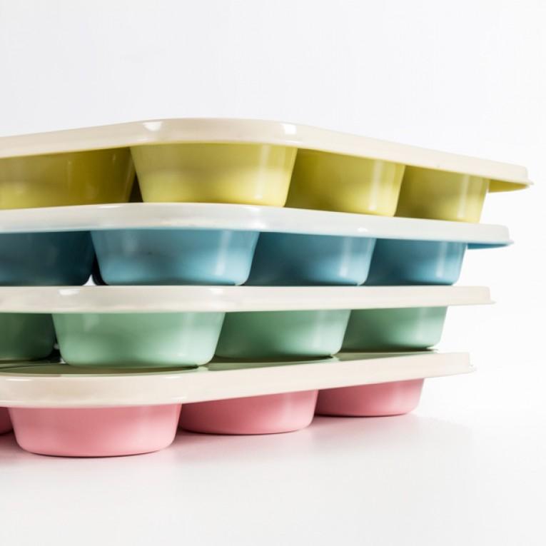 Forma Vintage para Cupcakes Retro