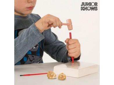 Jogo de Arqueologia para Crianças