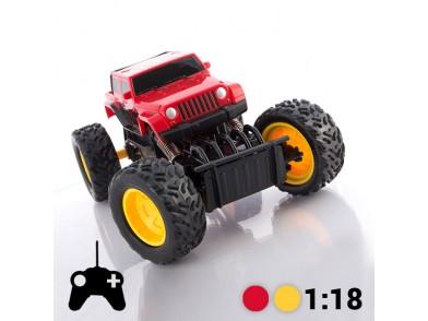 Todo-o-Terreno Telecomandado Monster Truck
