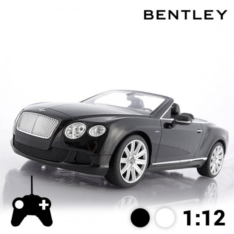 Carro Telecomandado Descapotável Bentley Continental GT