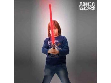 Espada-Laser com Luz e Som Space I