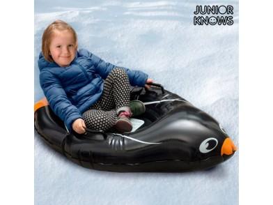 Snow Boogie Insuflável Pinguim