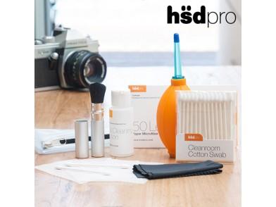 Kit de Limpeza para Câmaras Fotográficas Hsdpro (7 peças)