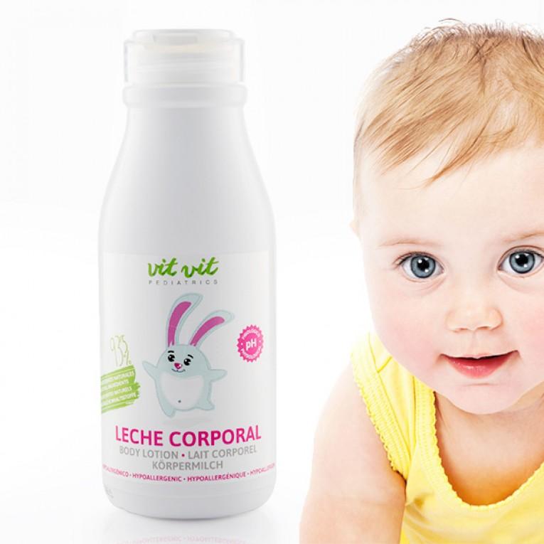 Leite Corporal Infantil