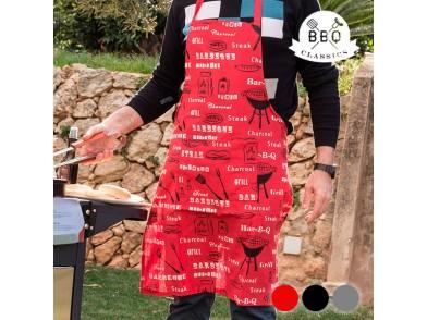 Avental para Churrasco BBQ Classics