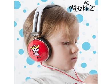 Auscultadores Fada Mágica Playz Kidz