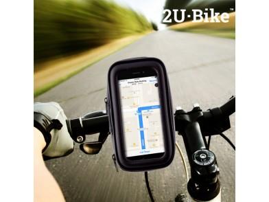 Capa com Suporte de Telemóvel para Bicicletas U2-Bike