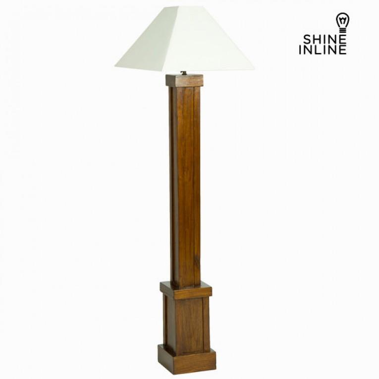 Luminária de chão Shine Inline (173 x 40 x 40 cm) Madeira de cedro