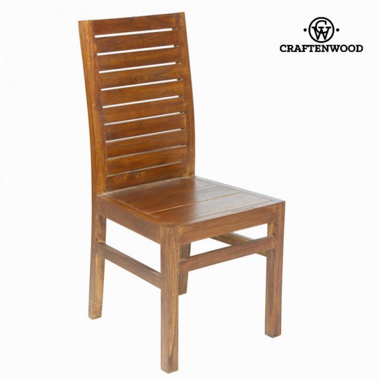 Cadeira de Sala de Jantar (100 x 46 x 50 cm) Madeira de cedro - Be Yourself Coleção