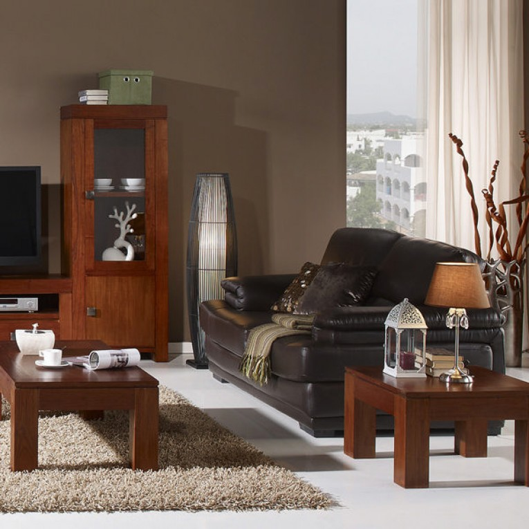 Estantes (190 x 60 x 40 cm) Madeira de cedro - Nogal Coleção