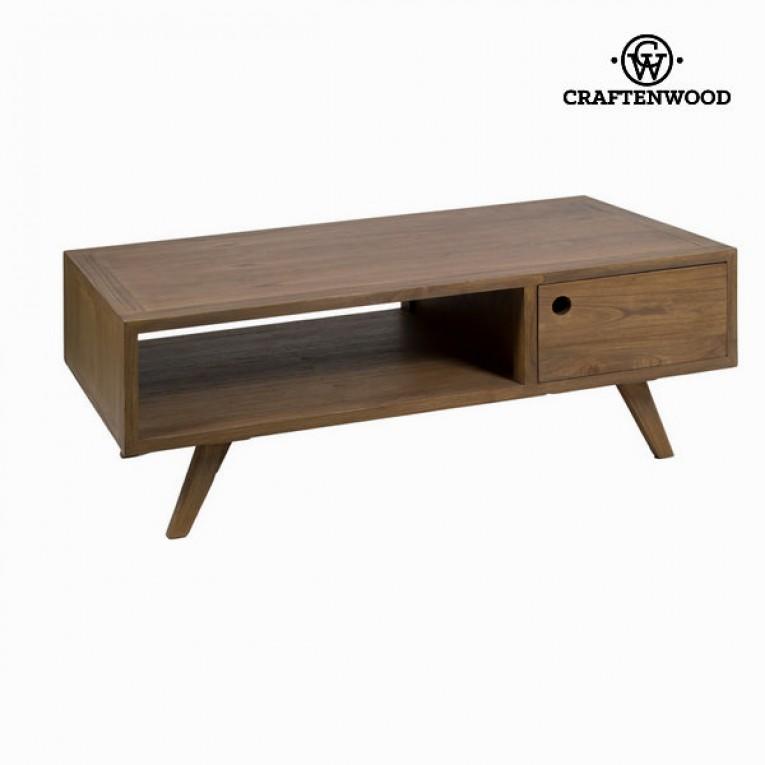 Mesa de Centro (120 x 60 x 45 cm) Madeira de cedro - Ellegance Coleção