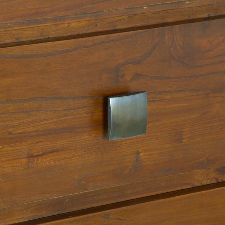 Chifonier (120 x 58 x 42 cm) Madeira de cedro - Nogal Coleção