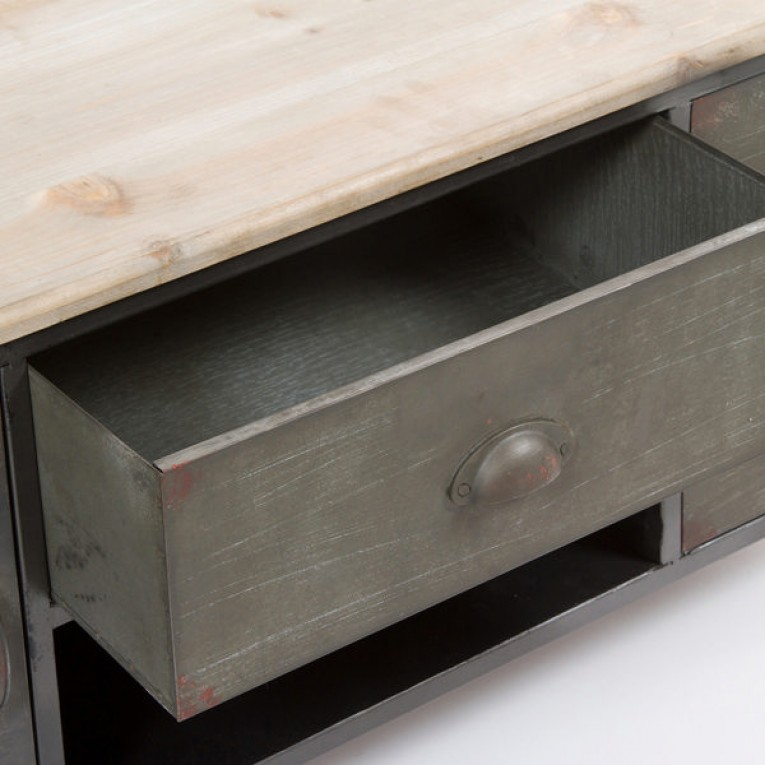 Mesa para tv loft by Craftenwood