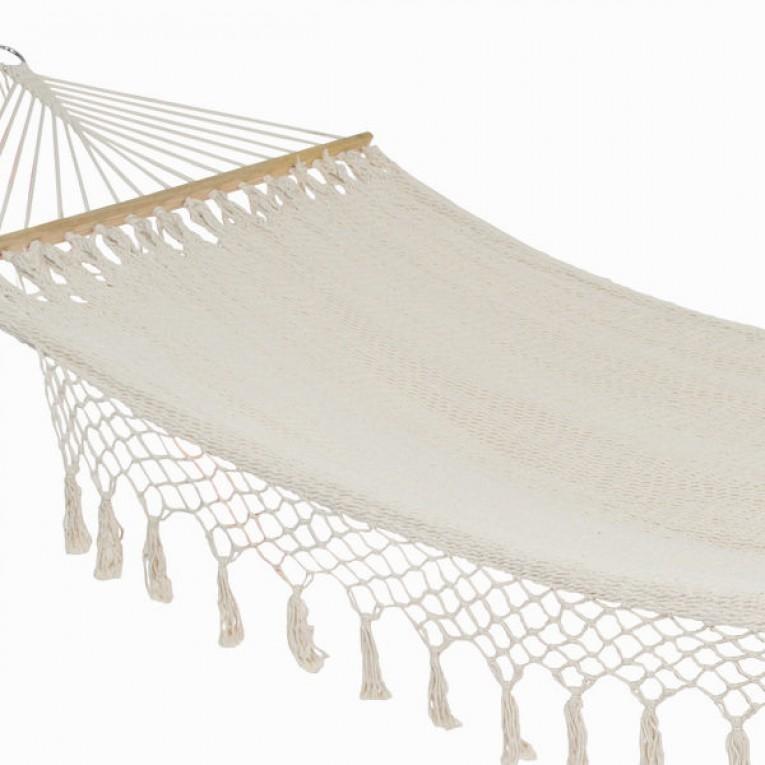 Cama de Rede (200 x 100 cm) Bege