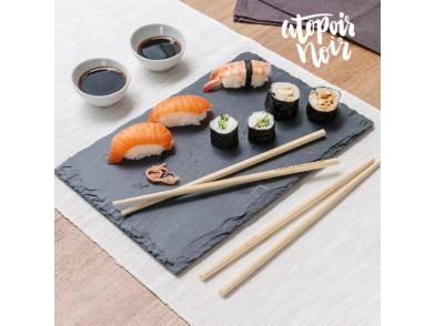 Set para Sushi Atopoir Noir (7 peças)